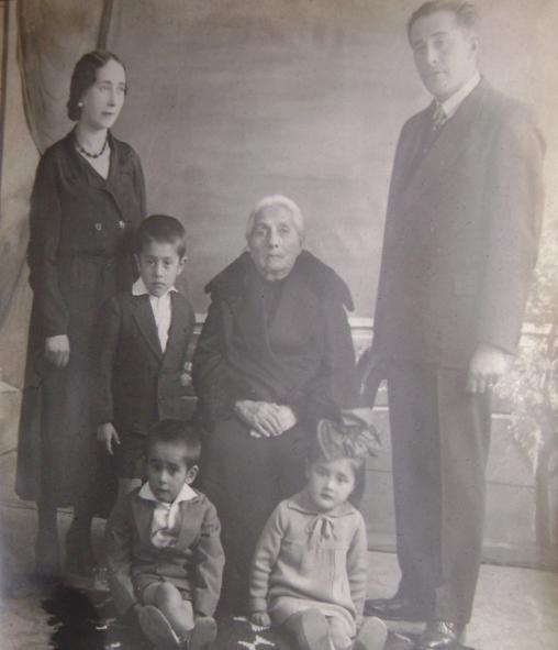 Familia Barría Subiabre